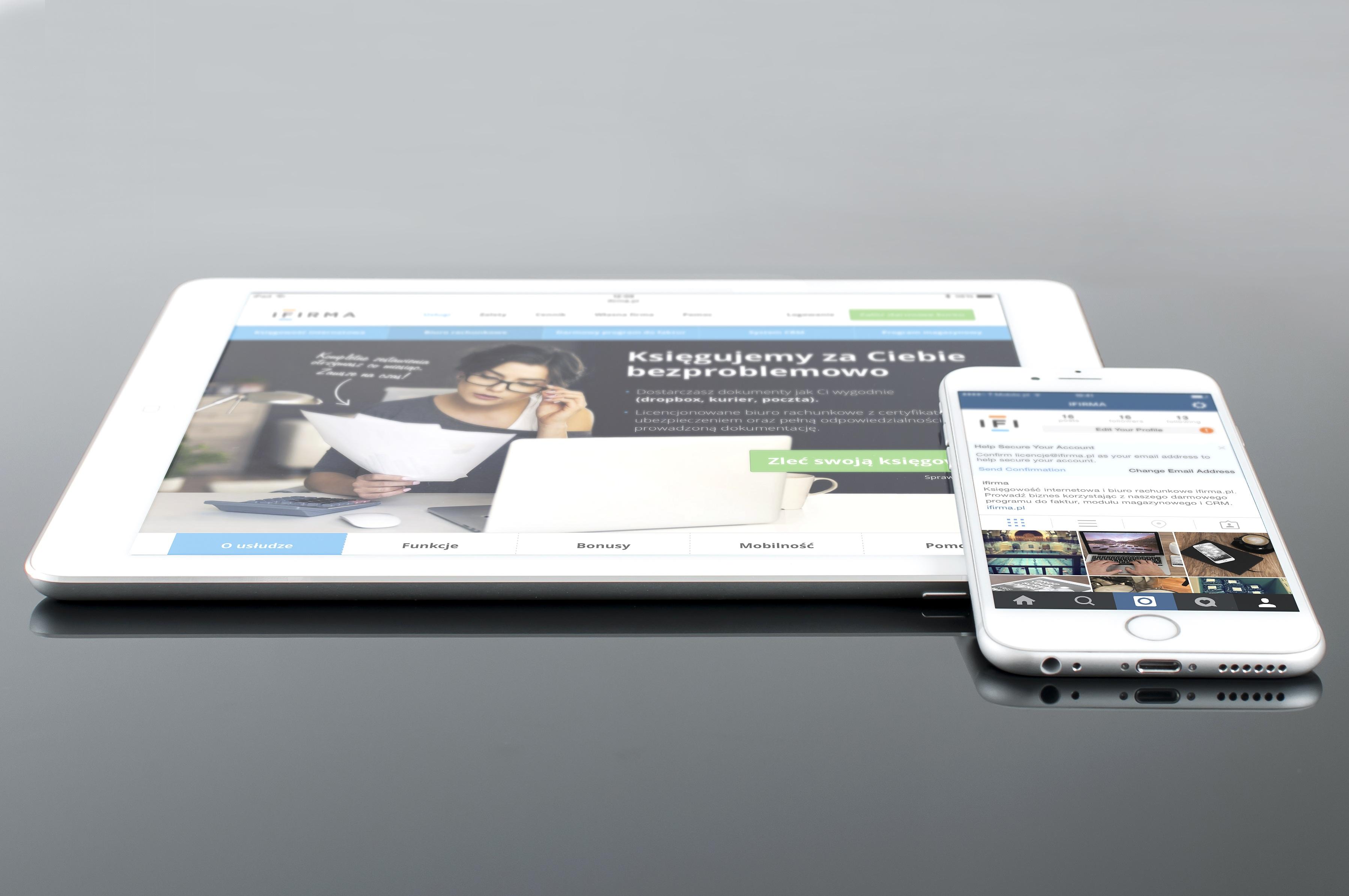 El responsive design es el sucesor de las versiones móviles