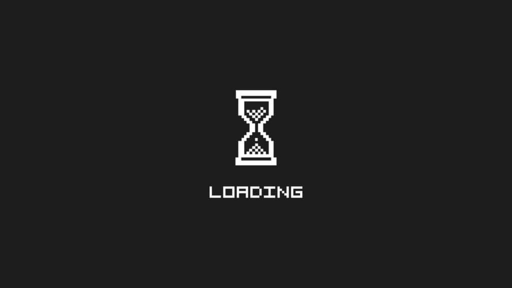 loading