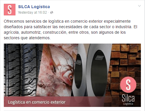 SILCA Logistica Post2