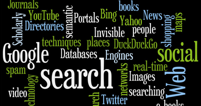 búsquedas en línea