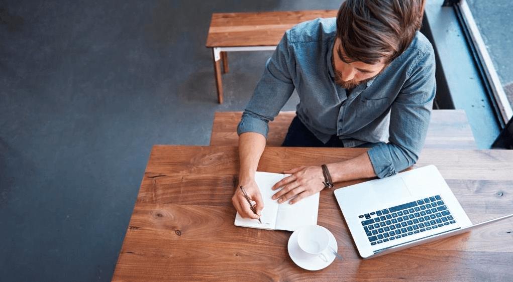 hábitos de escritura
