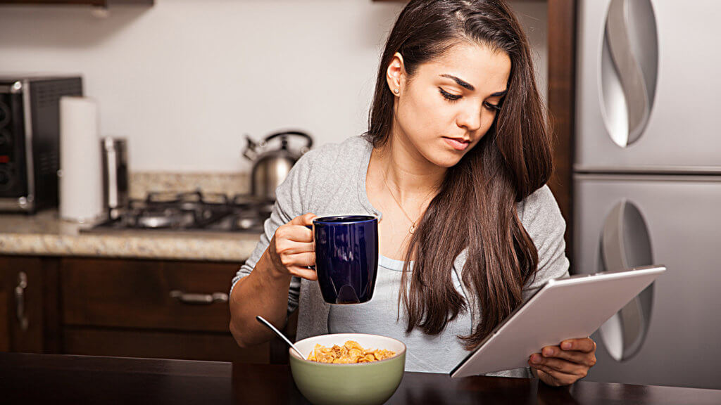 lectura en pantallas
