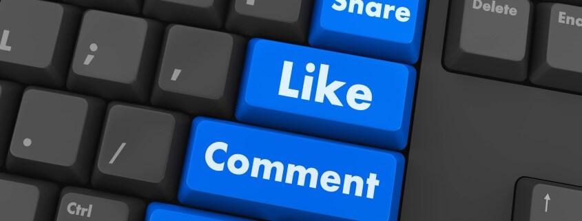 contenido en redes sociales