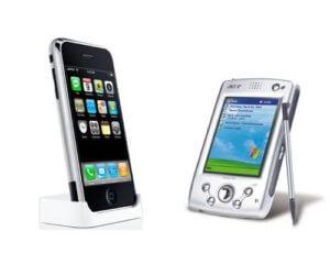 PDA vs Smartphone