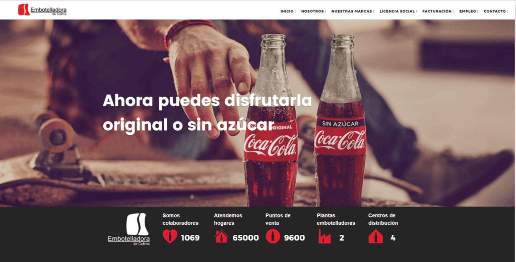 embotelladora de Colima