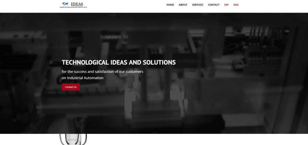 ideas banner