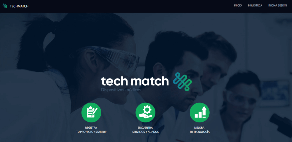 techmatch site