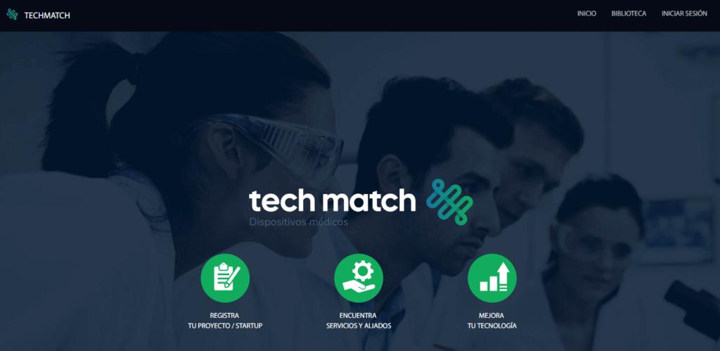 techmatch site