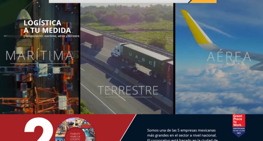 Renovamos el sitio Web de Central Cargo International