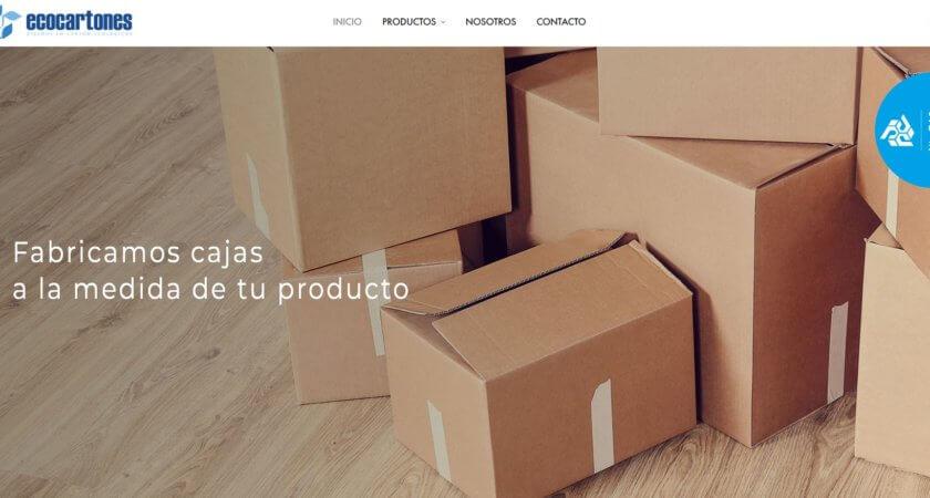 Renovamos la tienda en línea de Ecocartones