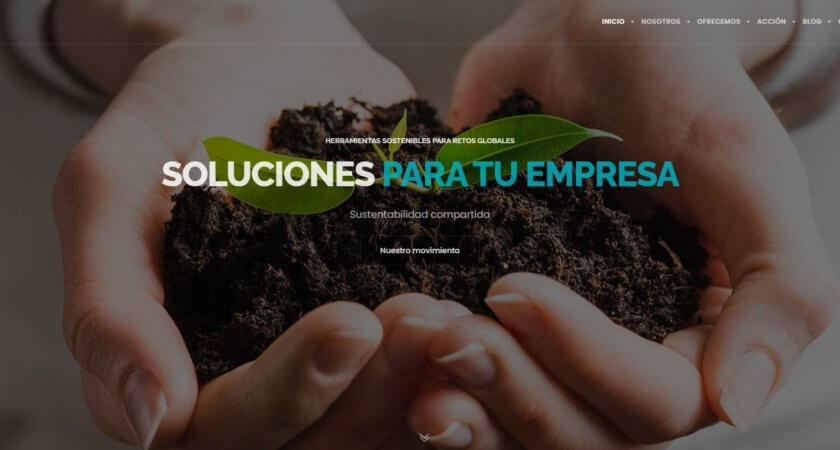 Creamos un sitio administrable en WordPress para Umuntu