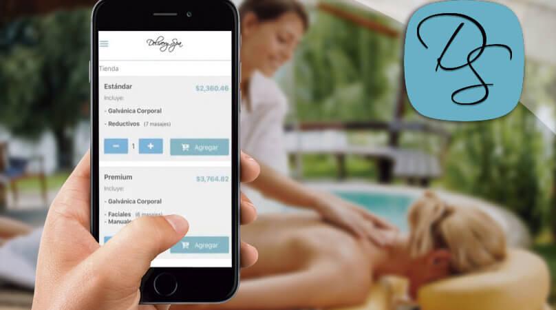 Desarrollamos una App para Delivery Spa